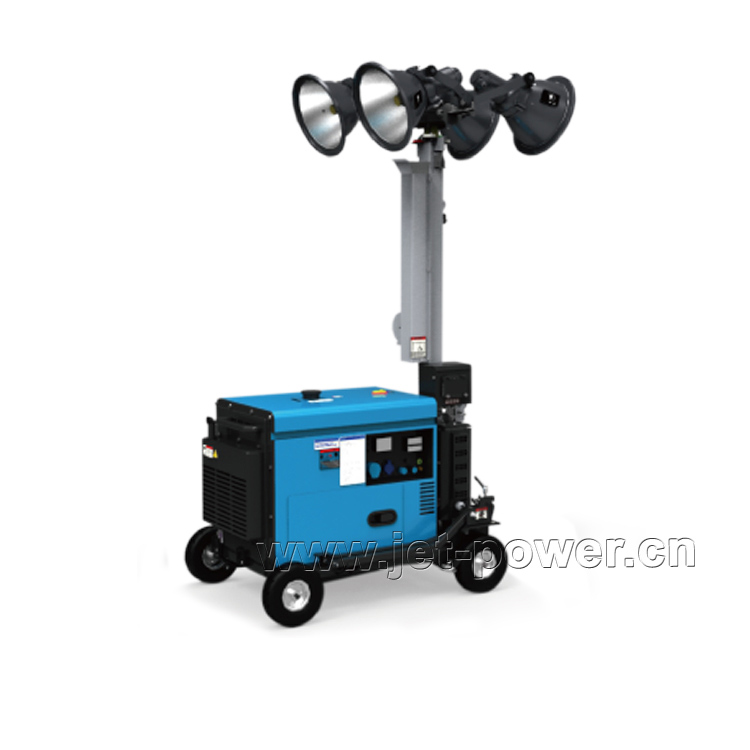 Portable Light Towers For Rent: Light Tower Generator